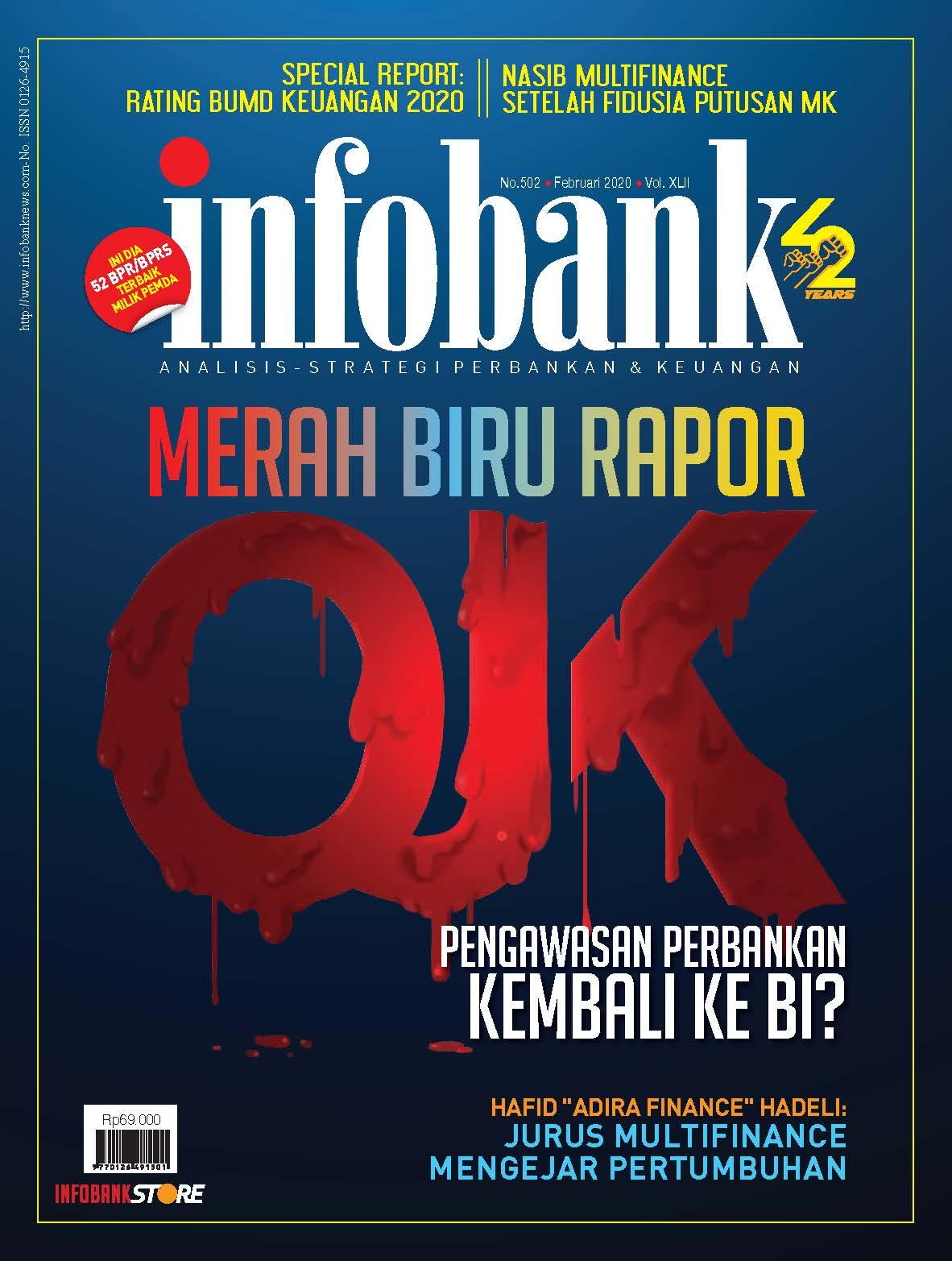Infobank Edisi Februari 2020