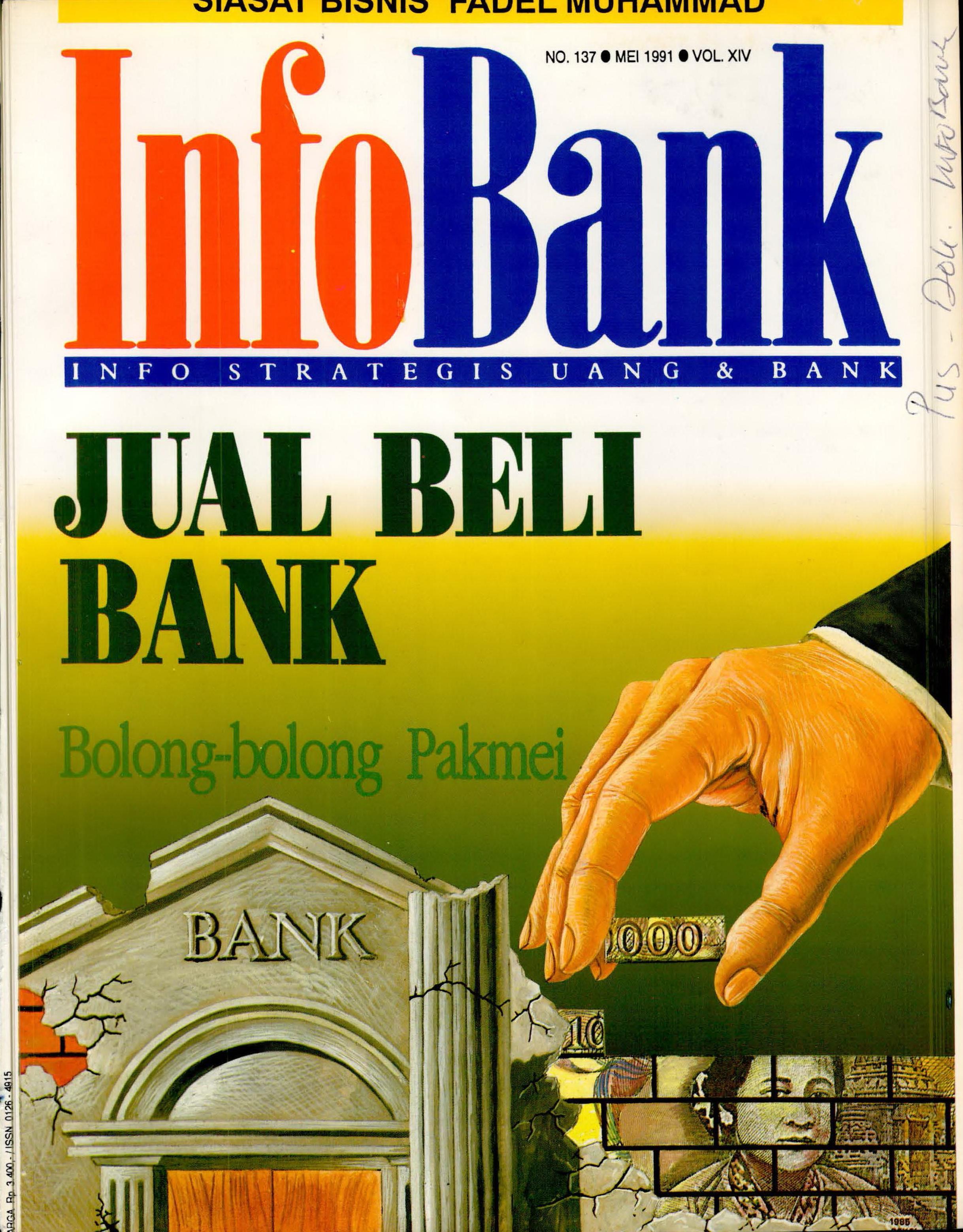 Infobank Edisi Mei 1991
