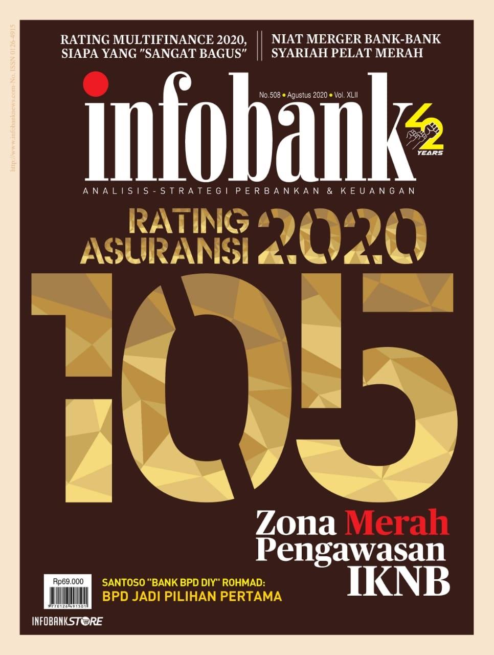 Infobank Edisi Agustus 2020