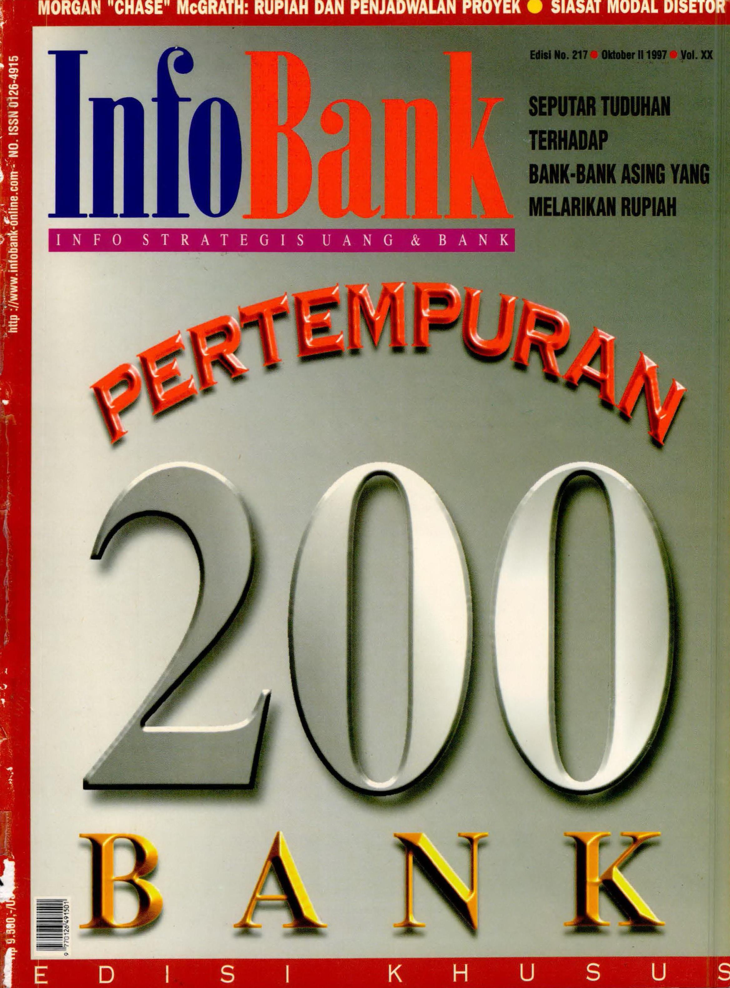 Infobank Edisi Oktober II 1997