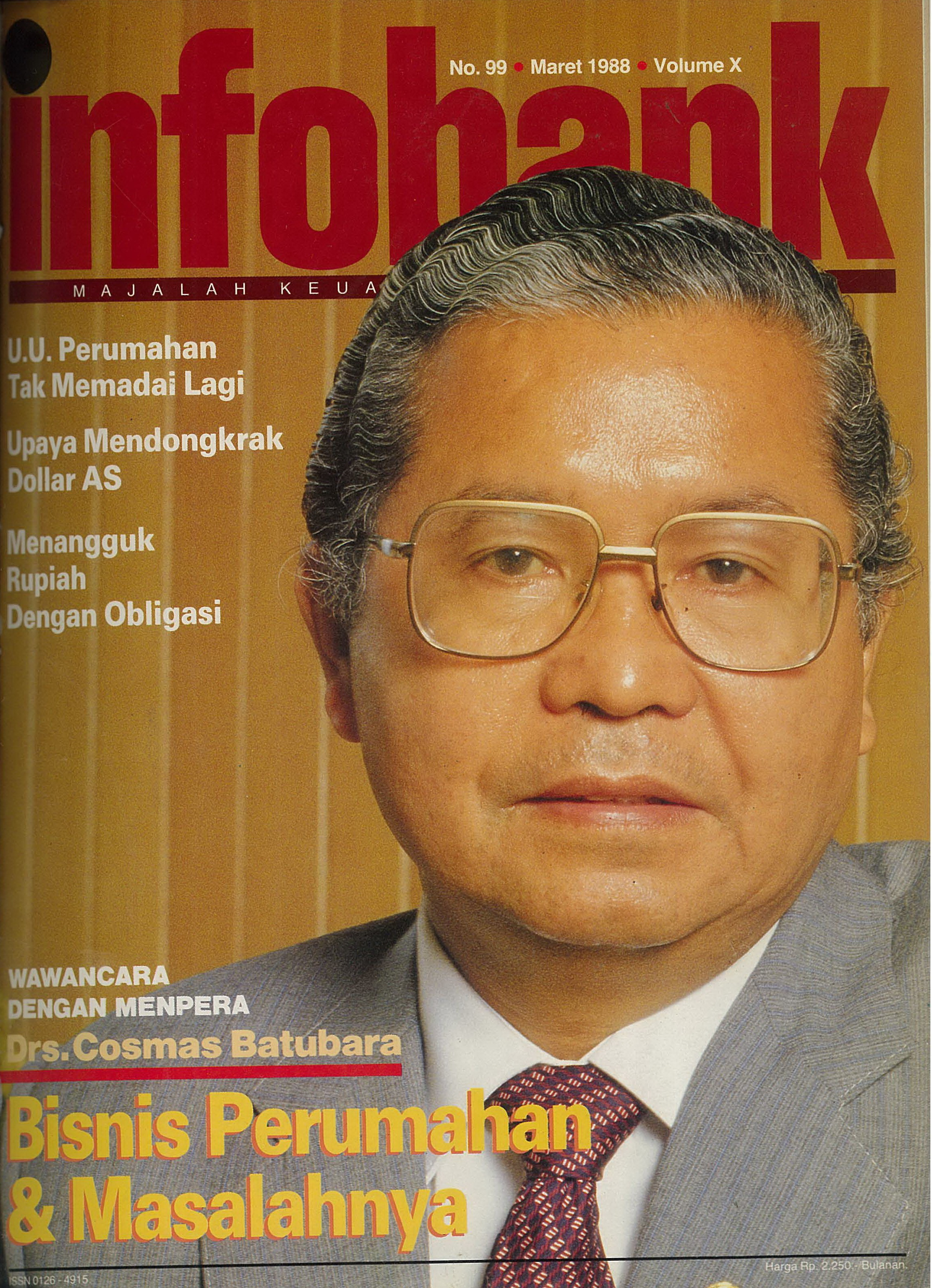Infobank Edisi Maret 1988