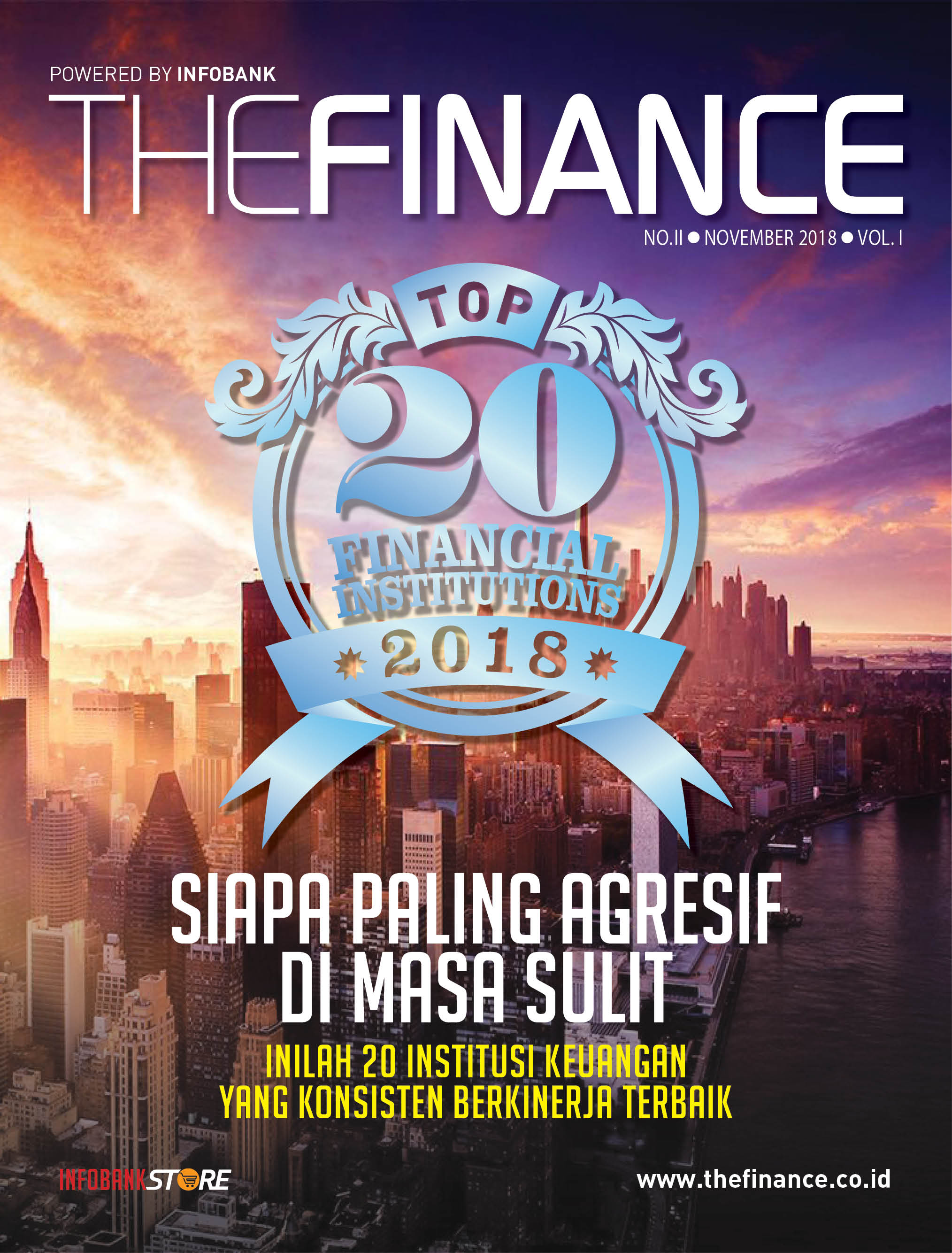 The Finance November 2018 (versi digital only)