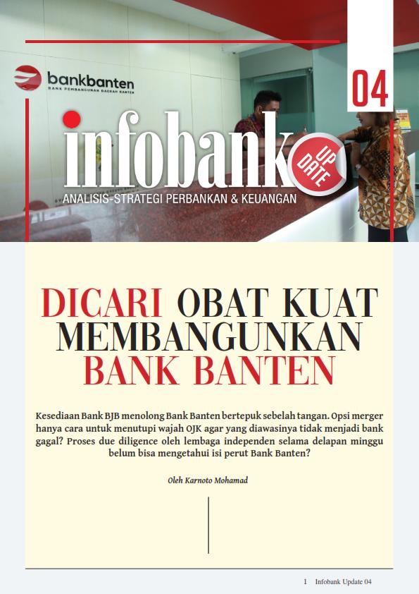 Infobank Update Agustus 2020 :  Dicari Obat Kuat Membangunkan Bank  Banten (Free)