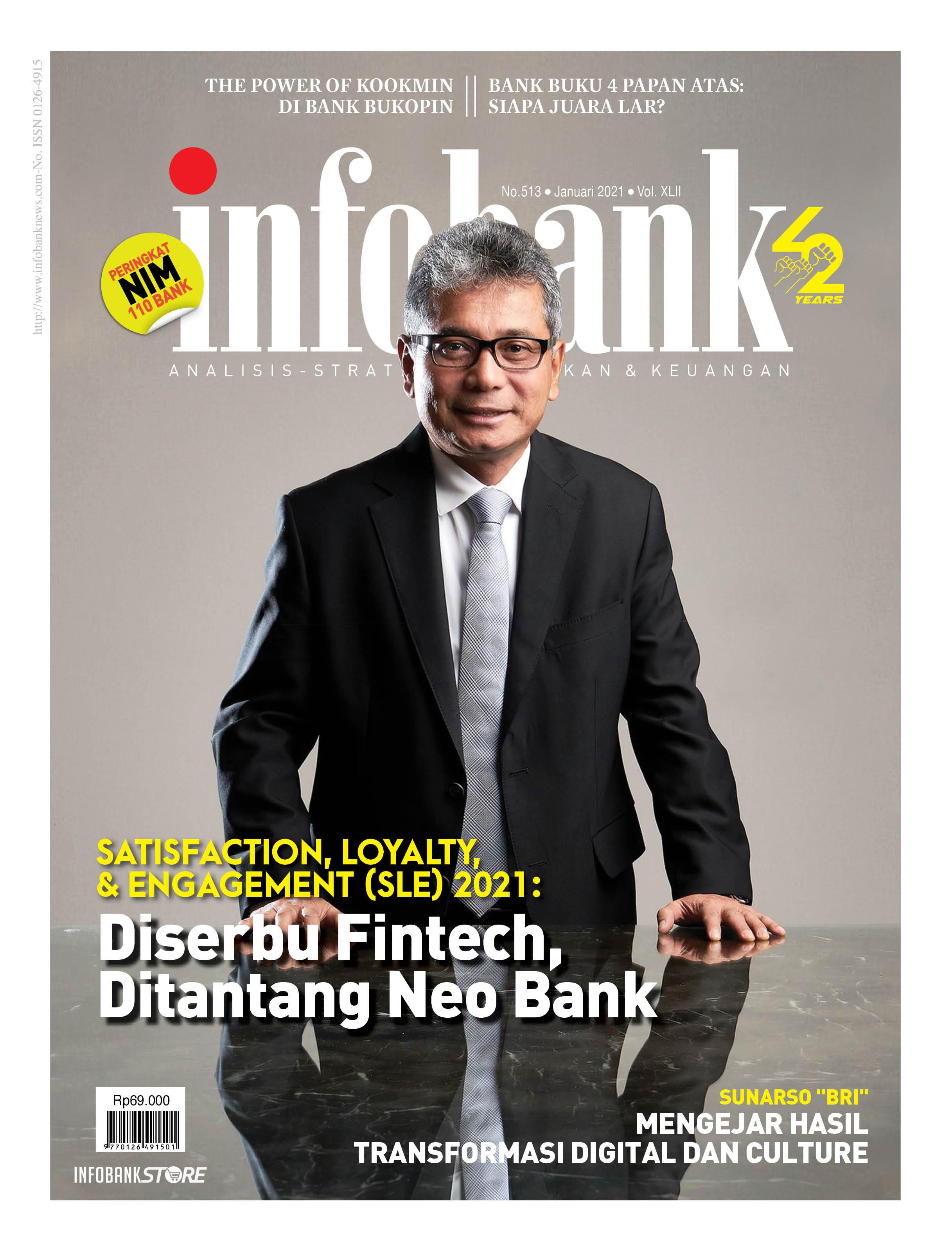 Infobank Edisi Januari 2021