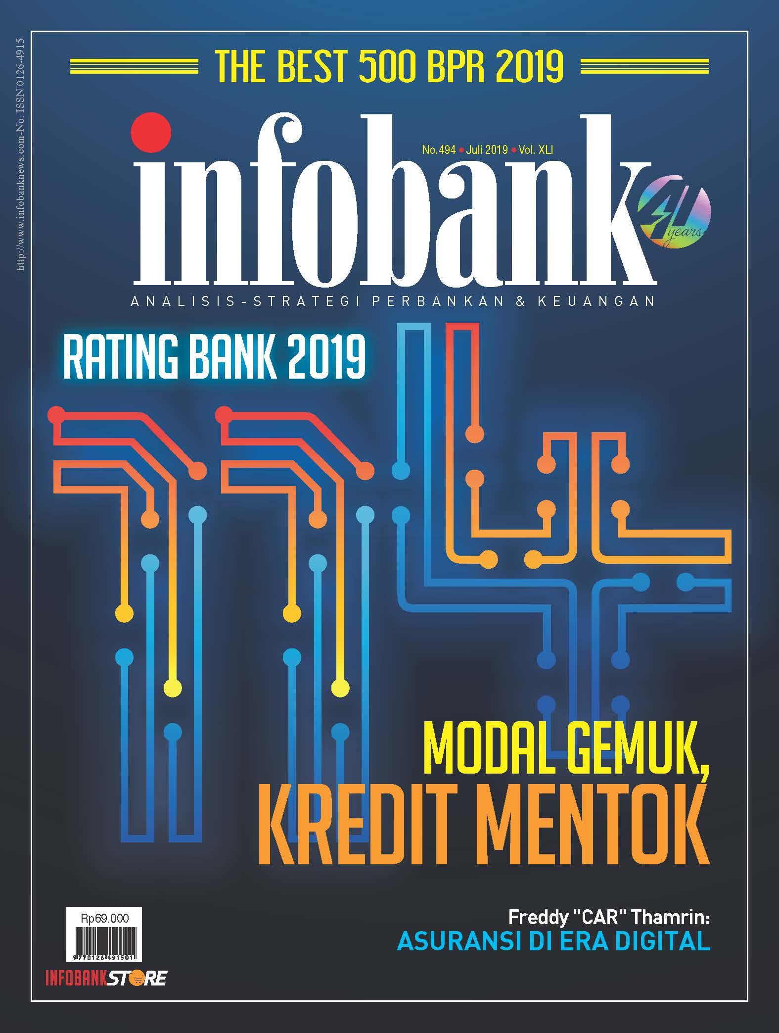 Infobank Edisi Juli 2019