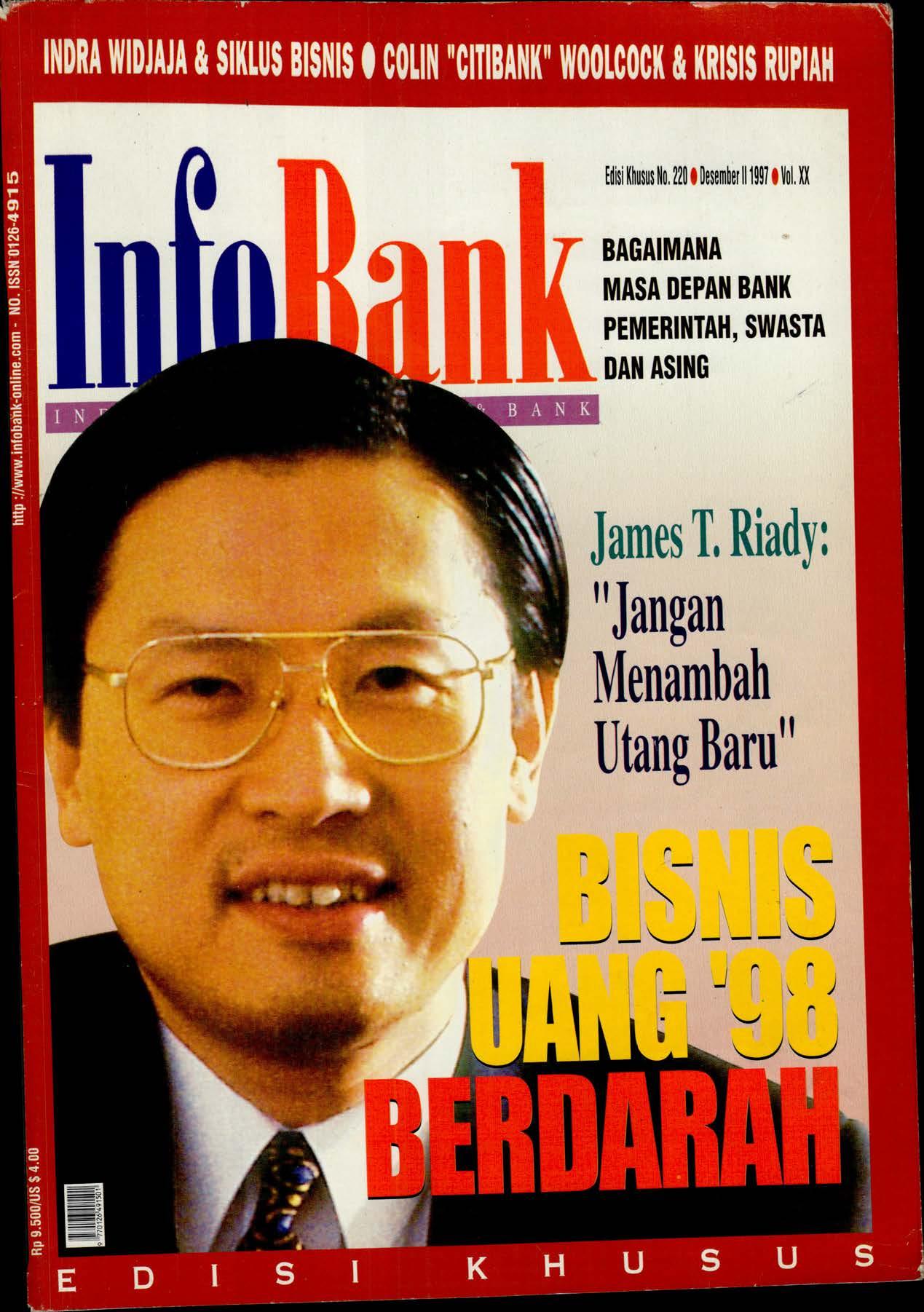 Infobank Edisi Khusus Desember 1997