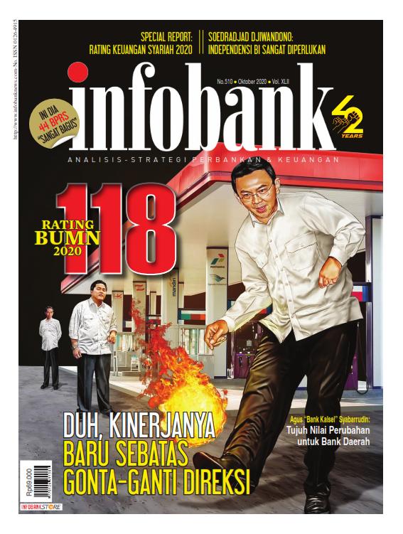 Infobank Edisi Oktober 2020