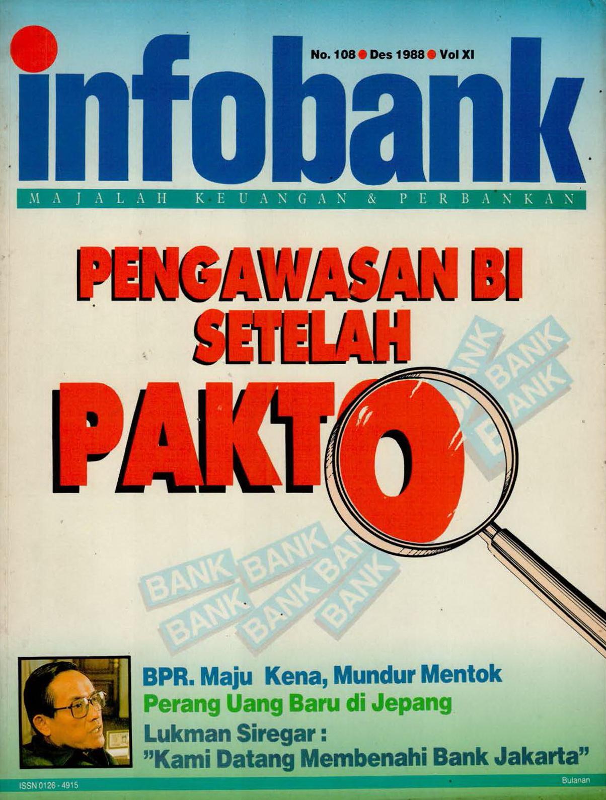 Infobank Edisi Desember 1988