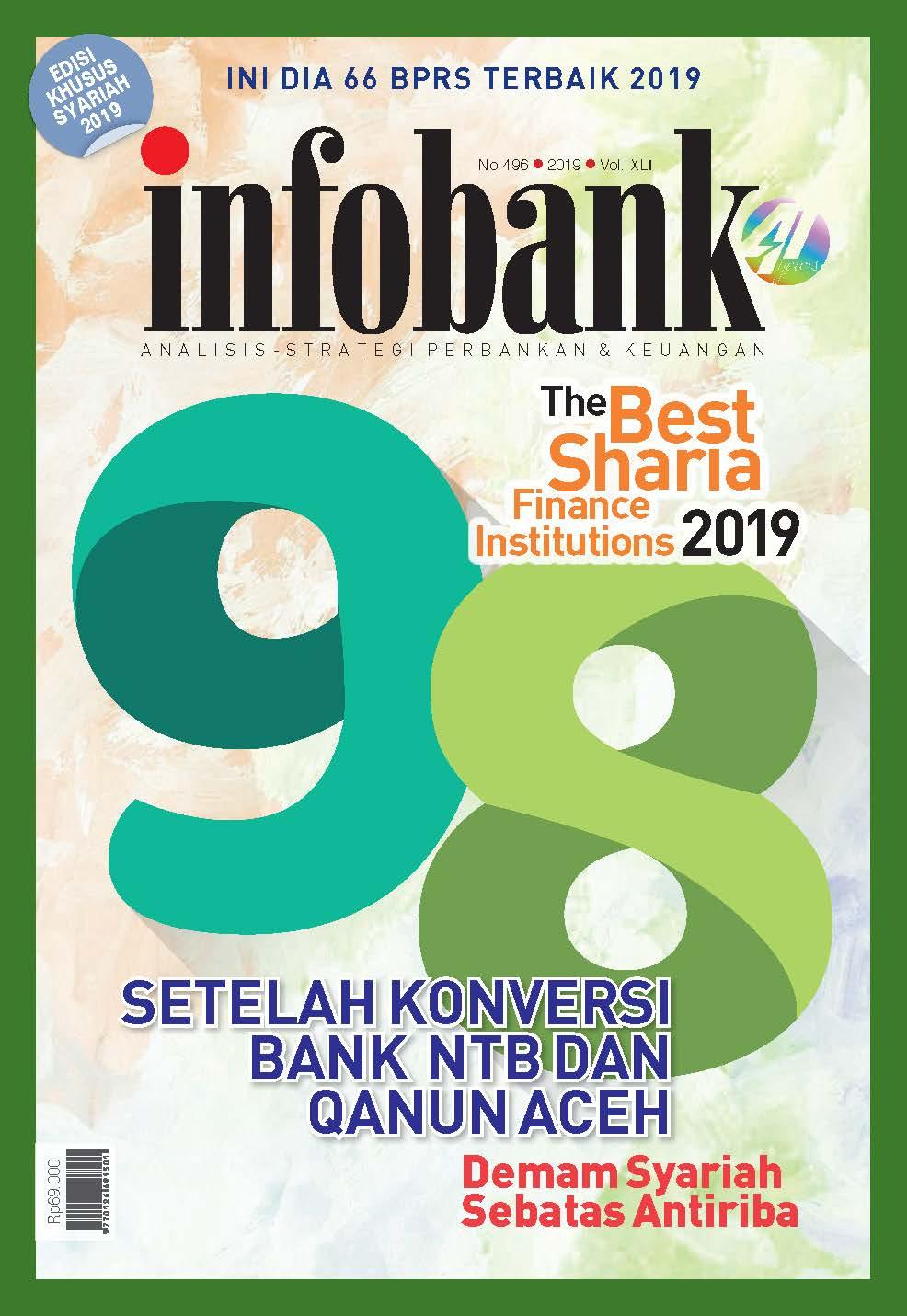 Infobank Edisi Khusus Syariah 2019