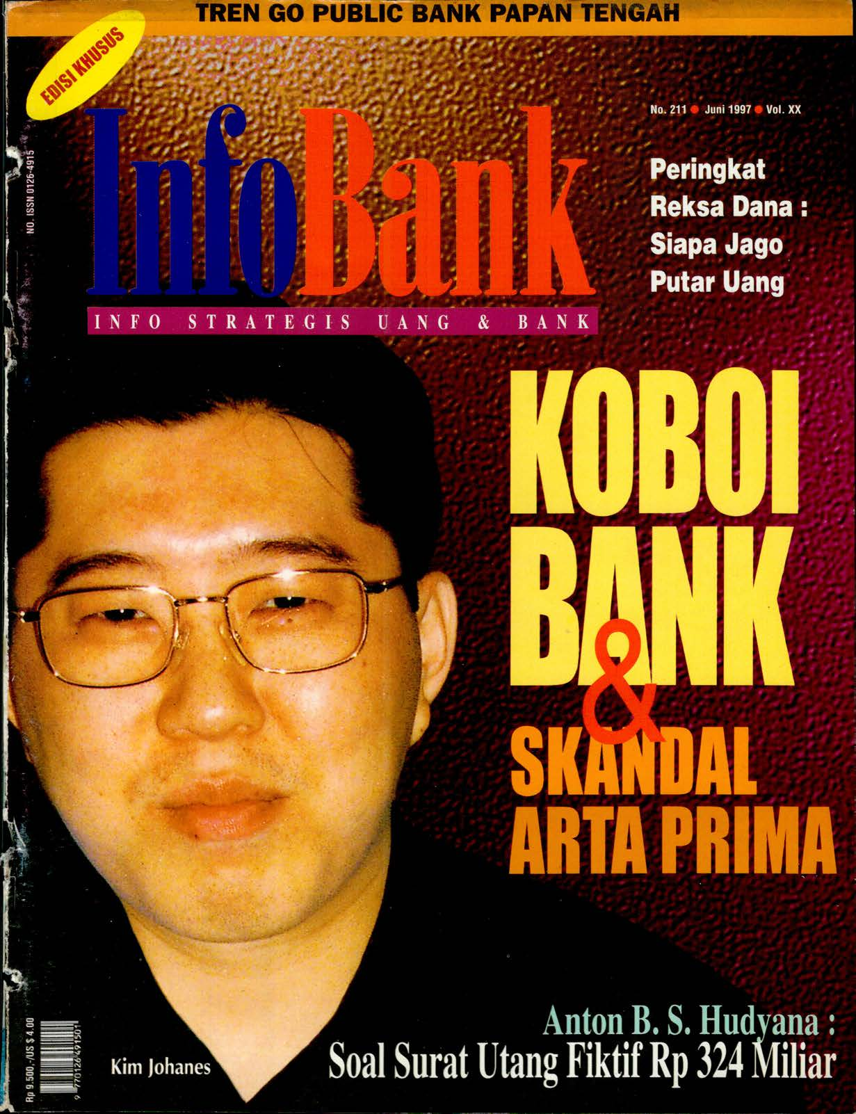 Infobank Edisi Khusus Juni 1997