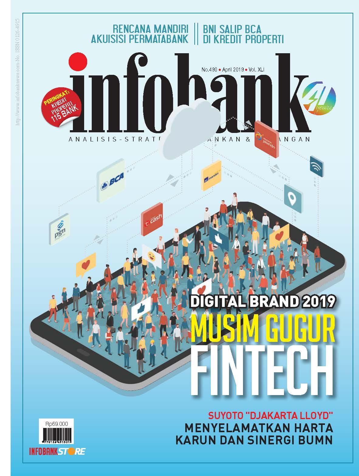 Infobank Edisi April 2019