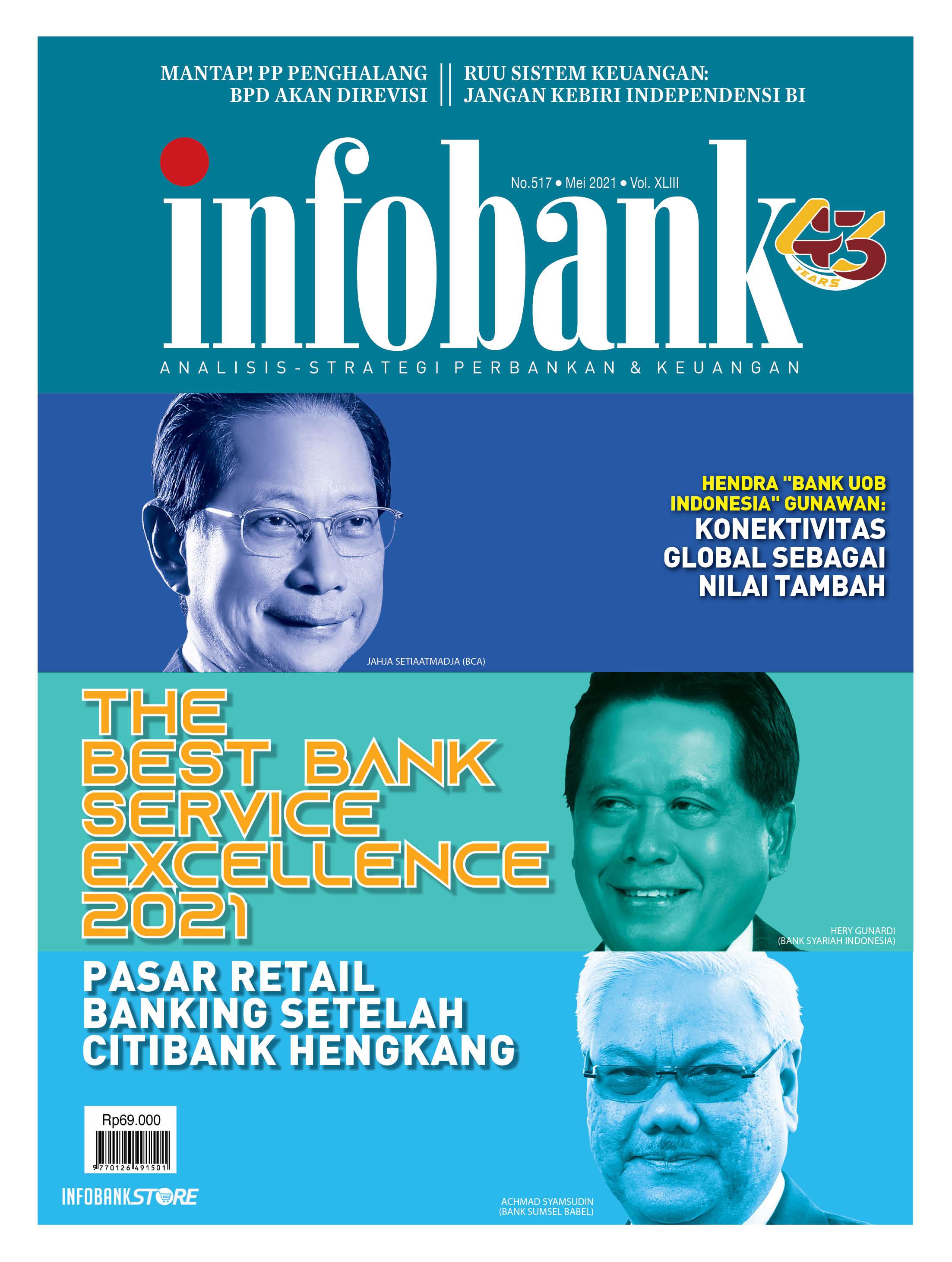Infobank Edisi Mei 2021