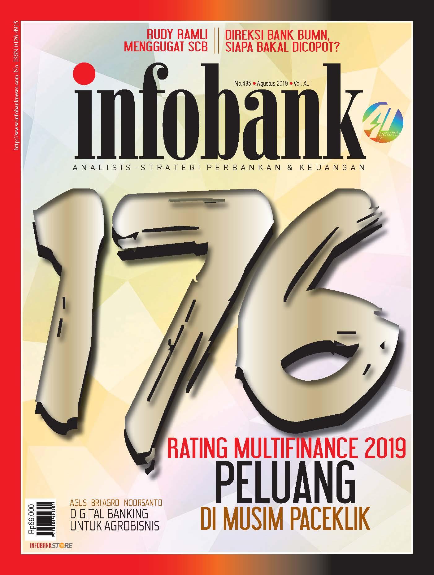 Infobank Edisi Agustus 2019