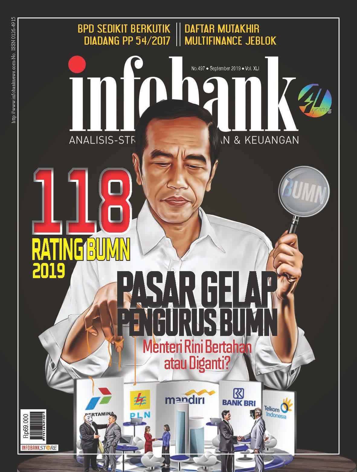 Infobank Edisi September 2019