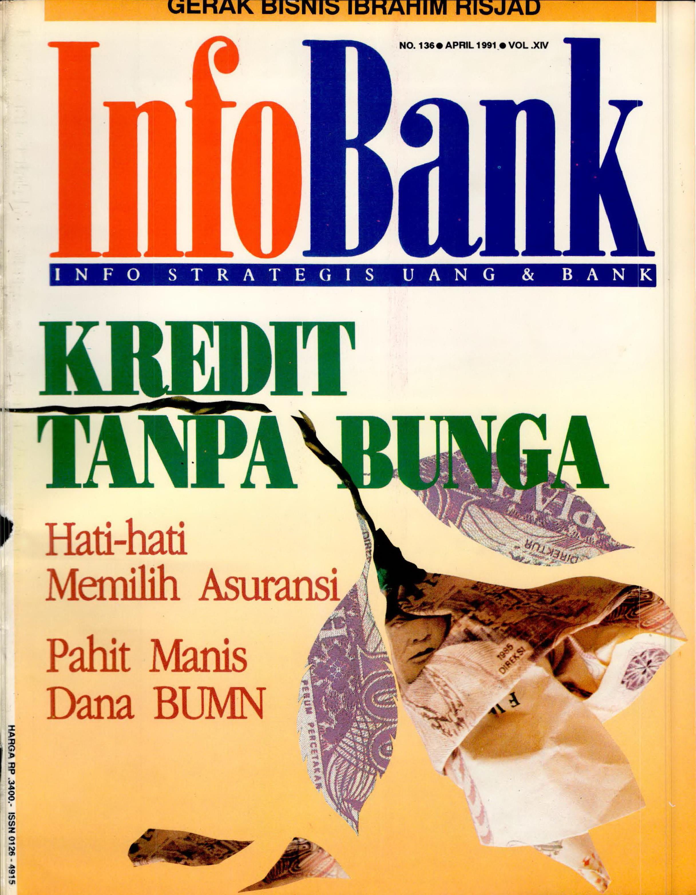 Infobank Edisi April 1991