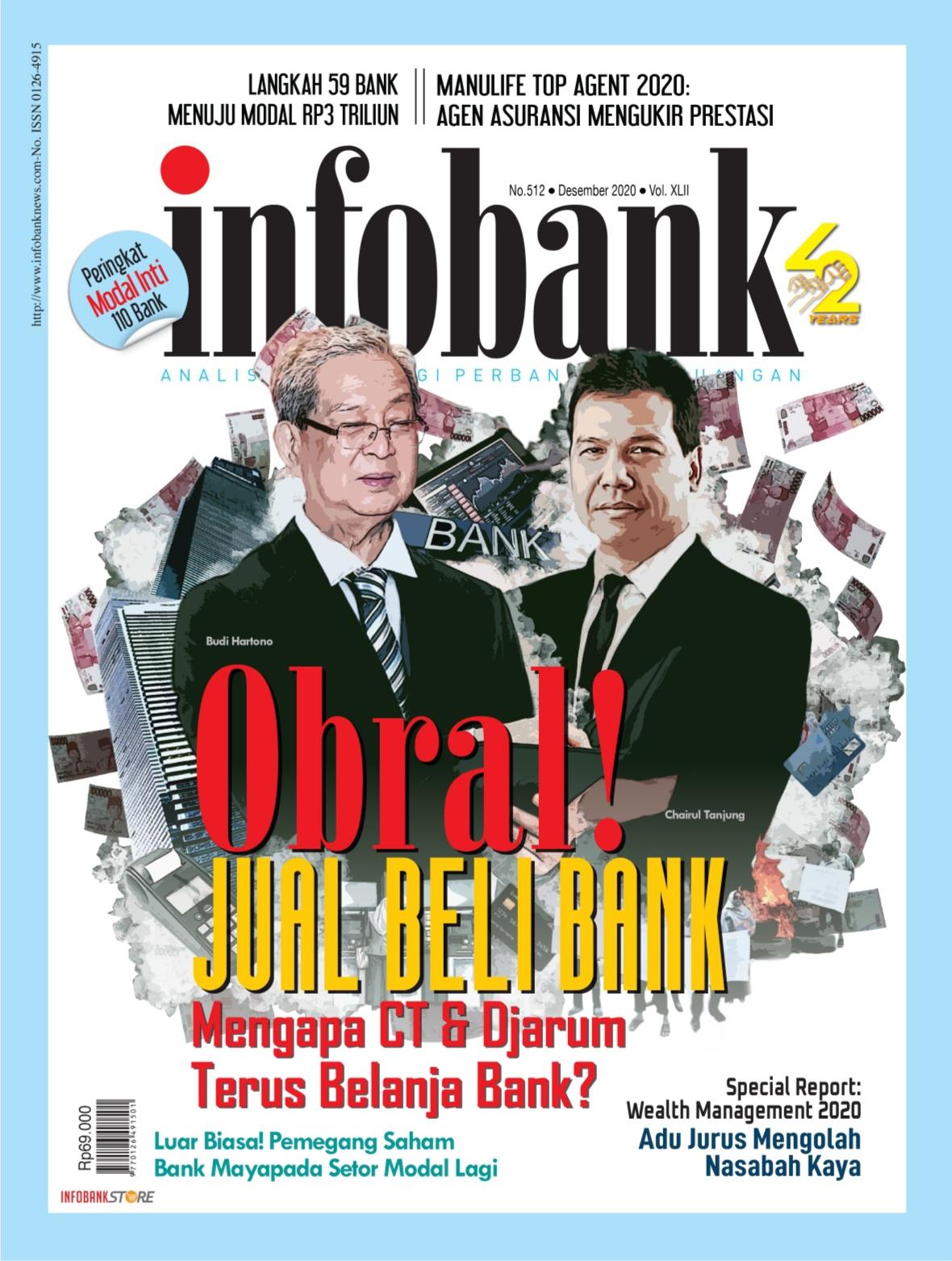 Infobank Edisi Desember 2020