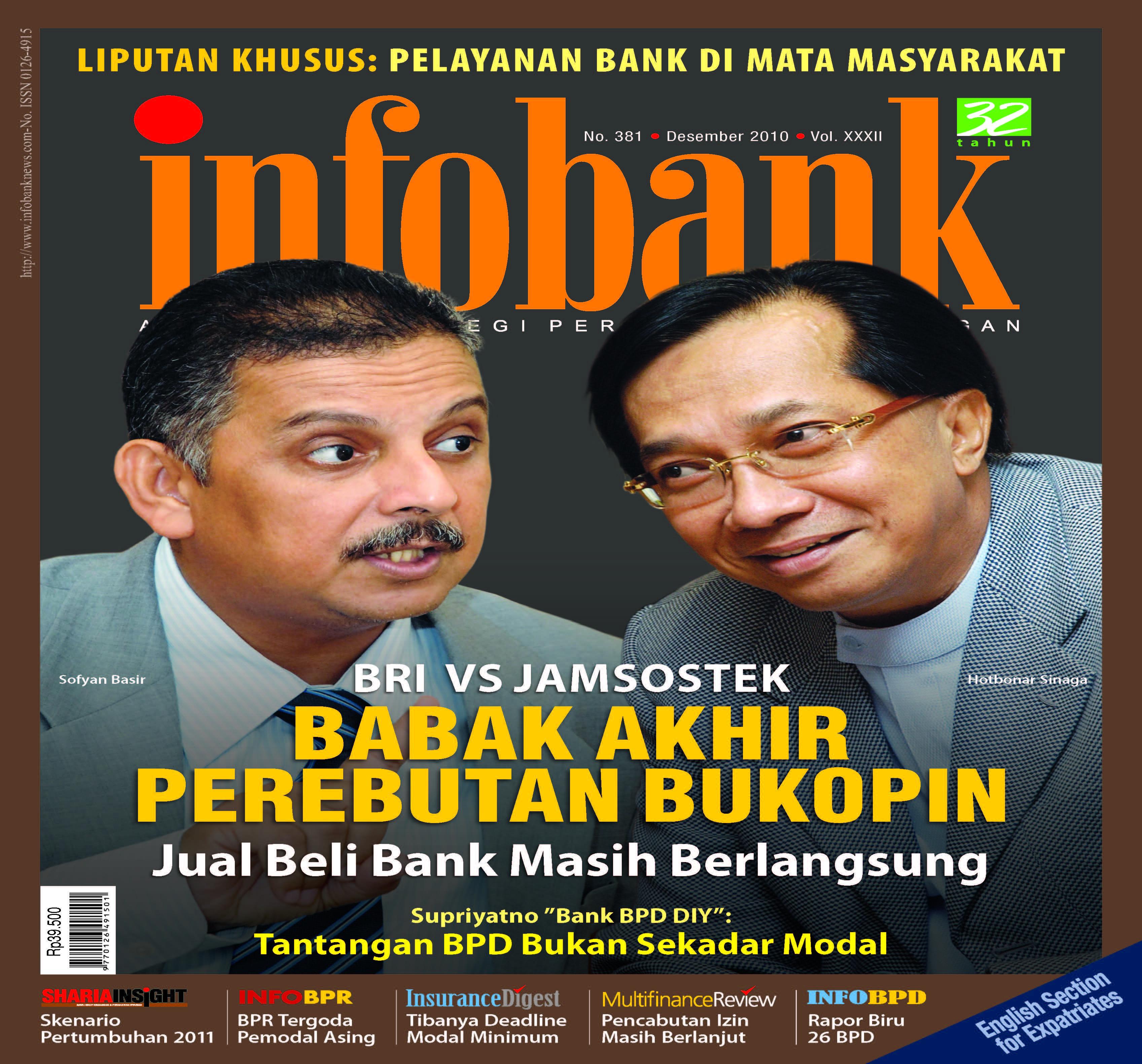 Infobank Edisi Desember 2010