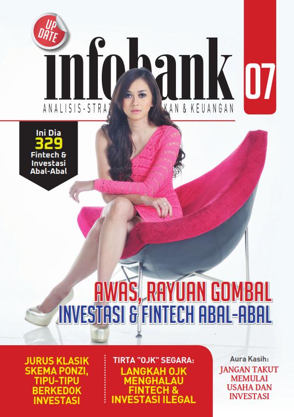 Infobank Update April 2021 : Awas, Rayuan Gombal  Investasi & Fintech Abal-Abal (Free)