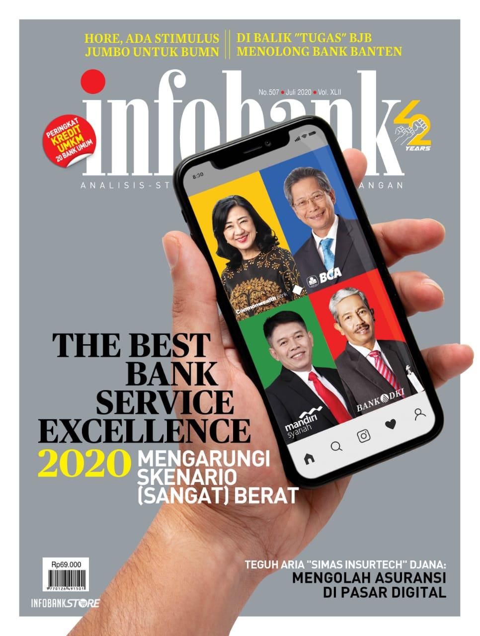 Infobank Edisi Juli 2020