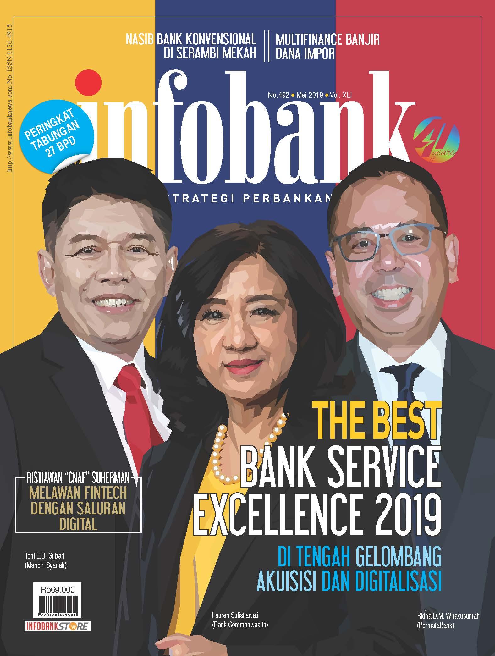 Infobank Edisi Mei 2019