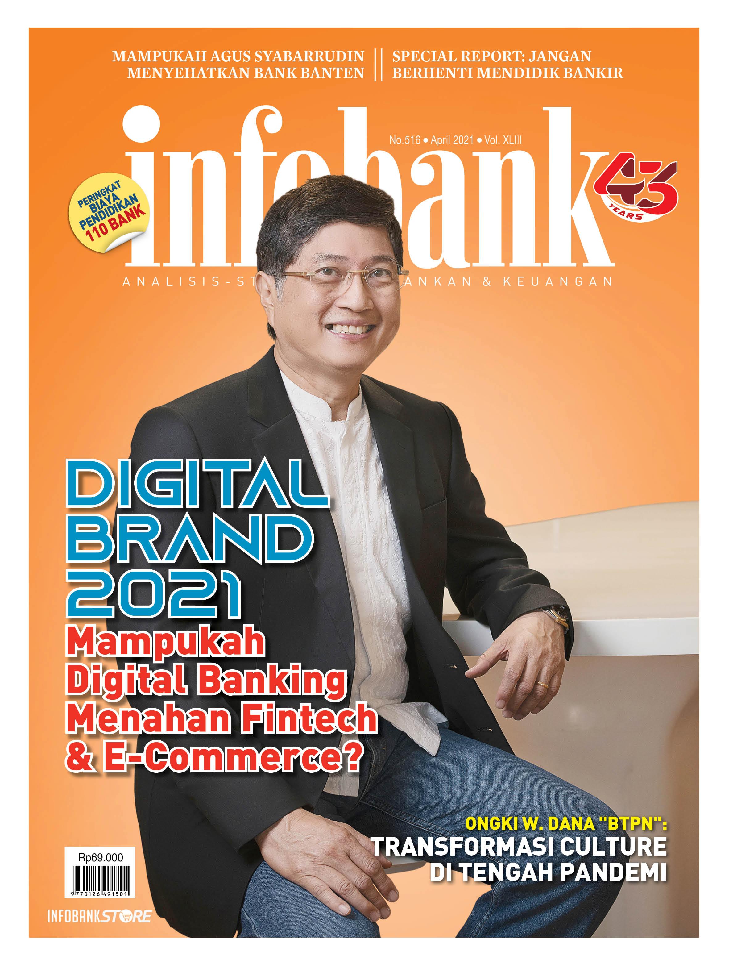 Infobank Edisi April 2021